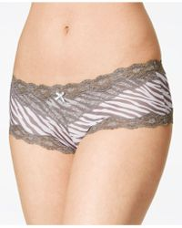 Maidenform - Scalloped Lace Hipster 40823 - Lyst