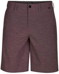Hurley - Phantom Jetty Shorts - Lyst