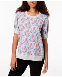 Hue - ® Short-sleeve Pajama Top - Lyst