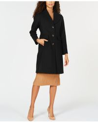 Vince Camuto - Single-breasted Coat - Lyst
