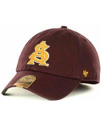 big sale f8133 ea6ec 47 Brand - Arizona State Sun Devils Franchise Cap - Lyst