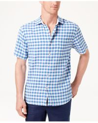 Tommy Bahama - Gingham El Toro Shirt - Lyst