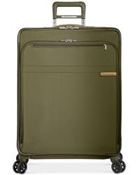 "Briggs & Riley - Baseline 28"" Large Expandable Spinner Suitcase - Lyst"