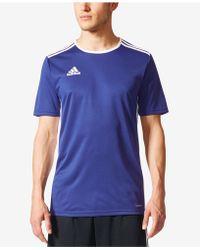 adidas - Men's Entrada Climalite® Soccer Shirt - Lyst