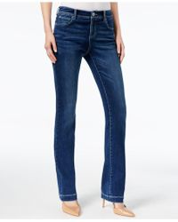 INC International Concepts - Petite Bootcut Jeans - Lyst
