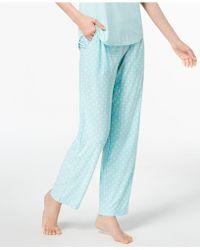 Alfani - Geometric-print Pajama Pants, Created For Macy's - Lyst