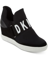 DKNY - Cosmos Platform Sneakers, Created For Macy's - Lyst
