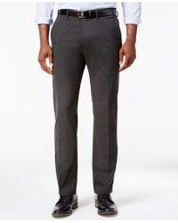 Kenneth Cole Reaction - Men's Stretch Athleisure Slim-fit Dress Pants - Lyst