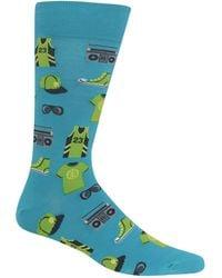 Hot Sox | Printed Socks | Lyst
