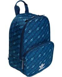 adidas - Originals Santiago Logo-print Mini Backpack - Lyst