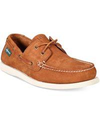Eastland - Men's Kittery 1955 2-eye Boat Shoes - Lyst