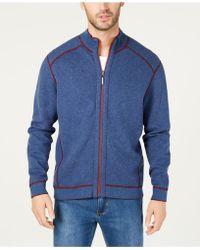 Tommy Bahama - Flip Side Full-zip Reversible Jacket, Created For Macy's - Lyst