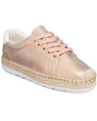 ALDO - Methuen Espadrille Sneakers - Lyst