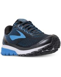 689f807948e Brooks - Ghost 10 Running Sneakers From Finish Line - Lyst
