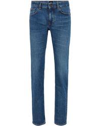 2c4b66aeb Hugo Boss Jeans - Men's Skinny, Bootcut & Slim Jeans - Lyst