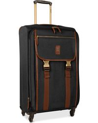 """Timberland - Reddington 26"""" Expandable Spinner Suitcase - Lyst"""