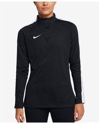 Nike - Academy Dri-fit Quarter-zip Soccer Drill Top - Lyst