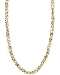 Macy's | Byzantine Necklace In 14k Gold | Lyst