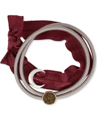 Lucky Brand - Two-tone 2-pc. Set Celestial Stone Ponytail Holders, Created For Macy's - Lyst
