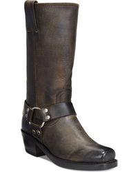 Frye - Women's Harness 12r Boots - Lyst
