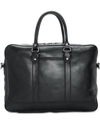 Patricia Nash - Heritage Leather Slim Briefcase - Lyst