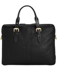 Cole Haan - Brayton Leather Attache Case - Lyst
