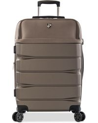 """Heys - Charge-a-weigh 26"""" Hybrid Spinner Suitcase - Lyst"""