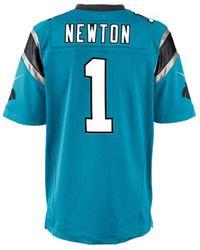 Lyst - Nike Men s Carolina Panthers Super Bowl 50 Media T-shirt in ... 3e653d2c5