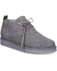 BEARPAW - Spencer Chukka Boots - Lyst