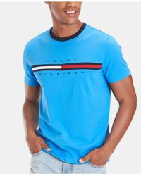 0ad77316d Tommy Hilfiger Beach Bum Graphic-print T-shirt, Created For Macy's ...