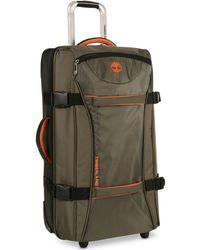 "Timberland - Twin Mountain 26"" Wheeled Duffel Bag - Lyst"