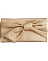 INC International Concepts - Bowah Hands Through Small Clutch - Lyst