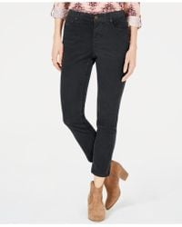 Style & Co. - Petite Tummy Control Corduroy Trousers, Created For Macy's - Lyst
