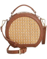 INC International Concepts - I.n.c. Ajae Round Crossbody, Created For Macy's - Lyst