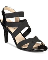 Rialto - Roselle Strappy Dress Sandals - Lyst