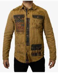Heritage America - Graphic Shirt - Lyst