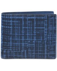 Michael Kors | Men's Harrison Printed Leather Billfold | Lyst