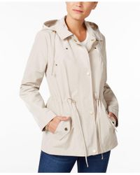 Charter Club - Detachable-hood Anorak Jacket - Lyst