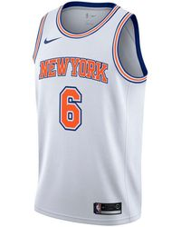 6576c45f5c3 Nike - Kristaps Porzingis New York Knicks Statement Swingman Jersey - Lyst