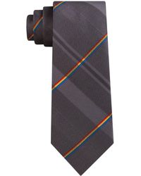 Kenneth Cole Reaction - Pride Plaid Slim Tie - Lyst