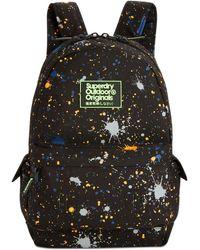 Superdry - Splatter Montana Backpack - Lyst