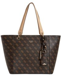 Guess - Kamryn Extra-large Tote - Lyst