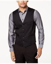 INC International Concepts - Collins Slim-fit Vest - Lyst