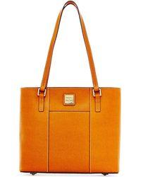 Dooney & Bourke - Saffiano Small Lexington Shopper - Lyst