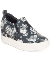 Wanted - Petals Wedge Trainers - Lyst
