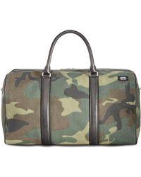 Jack Spade - Men's Camo Duffel Bag - Lyst