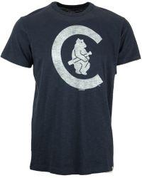47 Brand - Men's Chicago Cubs Scrum T-shirt - Lyst