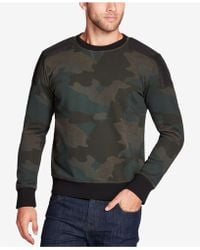 William Rast - Men's Hal Colorblocked Sweatshirt - Lyst