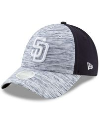b76e721788c Lyst - KTZ San Diego Padres Mothers Day 9twenty Cap in Pink
