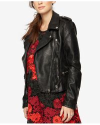 Blank NYC - Maternity Faux-leather Jacket - Lyst